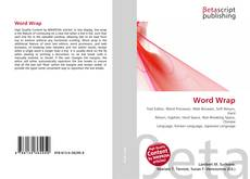 Couverture de Word Wrap