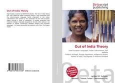 Portada del libro de Out of India Theory