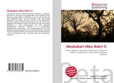 Buchcover von Abubakari (Abu Bakr) II.