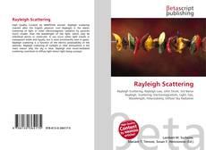 Rayleigh Scattering kitap kapağı