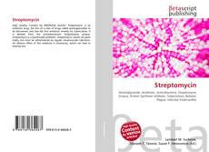 Borítókép a  Streptomycin - hoz