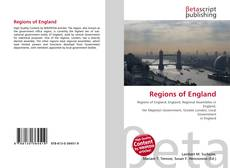 Bookcover of Regions of England