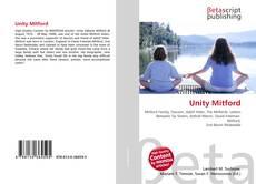 Buchcover von Unity Mitford