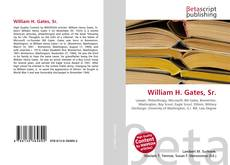 Capa do livro de William H. Gates, Sr.