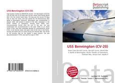 USS Bennington (CV-20)的封面