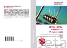 Bookcover of Stress-energy-momentum Pseudotensor