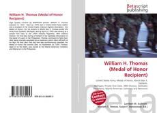 William H. Thomas (Medal of Honor Recipient)的封面