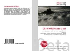 Bookcover of USS Blueback (SS-326)