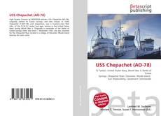 Bookcover of USS Chepachet (AO-78)