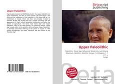 Buchcover von Upper Paleolithic