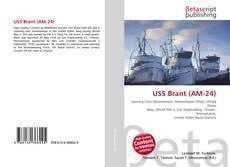 Обложка USS Brant (AM-24)