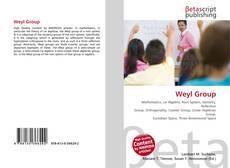 Обложка Weyl Group