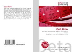 Zach Helm kitap kapağı