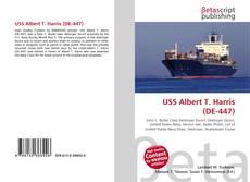 Couverture de USS Albert T. Harris (DE-447)