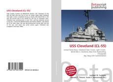 Couverture de USS Cleveland (CL-55)
