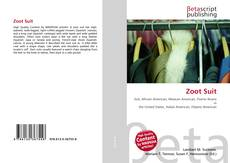 Bookcover of Zoot Suit