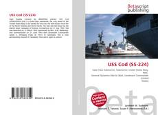 Bookcover of USS Cod (SS-224)