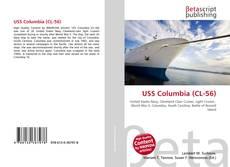 Couverture de USS Columbia (CL-56)