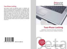 Bookcover of Two-Phase Locking