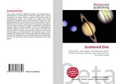 Scattered Disc kitap kapağı