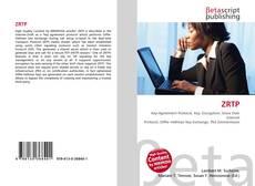 ZRTP kitap kapağı