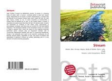 Capa do livro de Stream