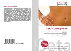 Bookcover of Sexual Dimorphism