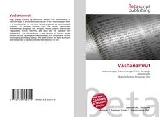 Vachanamrut kitap kapağı
