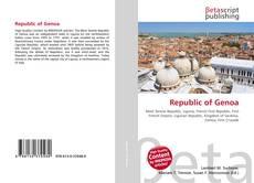 Обложка Republic of Genoa