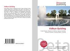 Vidkun Quisling的封面