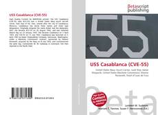 Bookcover of USS Casablanca (CVE-55)