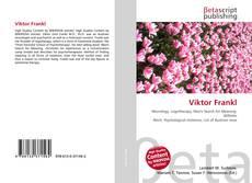 Buchcover von Viktor Frankl
