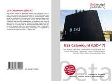 Buchcover von USS Catamount (LSD-17)