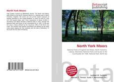 Portada del libro de North York Moors