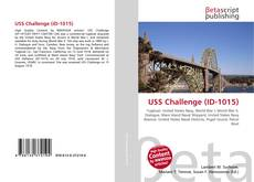 Bookcover of USS Challenge (ID-1015)