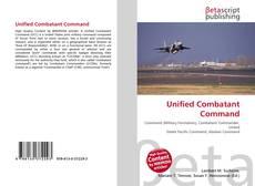 Portada del libro de Unified Combatant Command