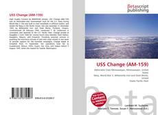Обложка USS Change (AM-159)