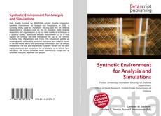 Couverture de Synthetic Environment for Analysis and Simulations