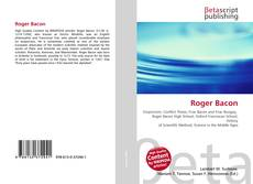 Roger Bacon的封面