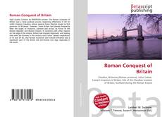 Bookcover of Roman Conquest of Britain
