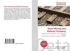 Обложка Otavi Mining and Railway Company