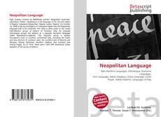 Copertina di Neapolitan Language