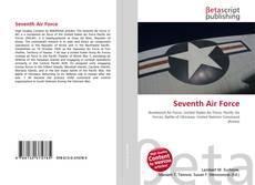 Buchcover von Seventh Air Force