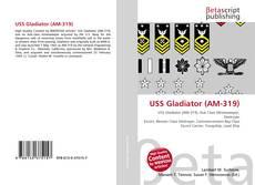 Copertina di USS Gladiator (AM-319)