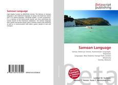 Buchcover von Samoan Language