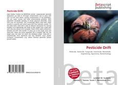 Bookcover of Pesticide Drift