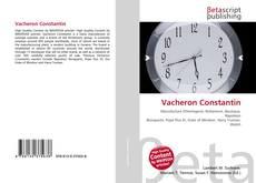 Обложка Vacheron Constantin