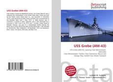Buchcover von USS Grebe (AM-43)