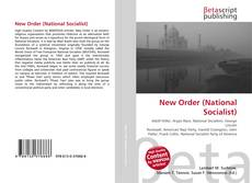 Bookcover of New Order (National Socialist)
