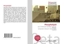 Обложка Phospholipid